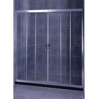 China 13 Series two fixed four sliding shower screens on sale
