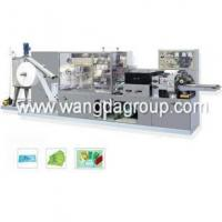 China Wet Tissue Machine with Full Automatic 1-2 Pieces Per Package (WD-WT-1-2P) wholesale