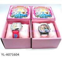 China Wholesale Girl's Cartoon Watches For Gift 50pcs per Lot wholesale
