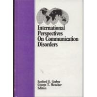 China International Perspectives On Comm Disorders wholesale