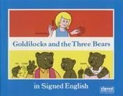 China Goldilocks And The Three Bears (in Signed English) wholesale