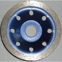 Buy cheap Continous Rim Diamond Cup Grinding Wheels from wholesalers