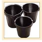 China Industrial Rubber Products Rubber Bucketsother brand Rubber Buckets wholesale