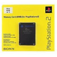 China Memory card Memory card for PS2 (8M/16M/32m/64M) on sale