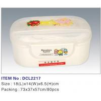 China >>> BACK Lunch box-DCL2217 wholesale