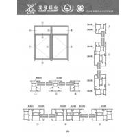 China 55JH series heat insulation outward opening door on sale