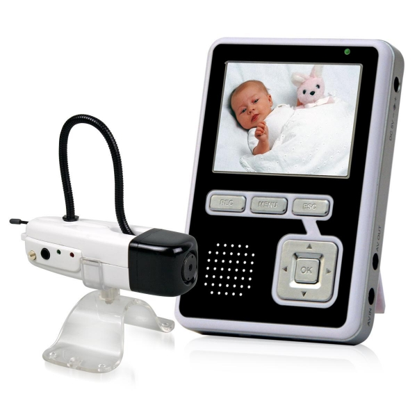 Quality SV-BM011(2.4G Wireless Baby Monitor With 2.5 Inch Display) for sale