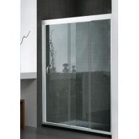 China Sliding Shower screen with two sliding doors-AS-P832 on sale