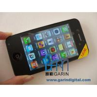Buy cheap 3.5 inch 100% copy apple iPhone 4 clone Dual Sim mobile phone with WIFI,JAVA from wholesalers
