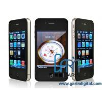 Buy cheap Compass 4GS PK268 FM WIFI JAVA Email Dual Camera Touch Screen Mobile Phone from wholesalers