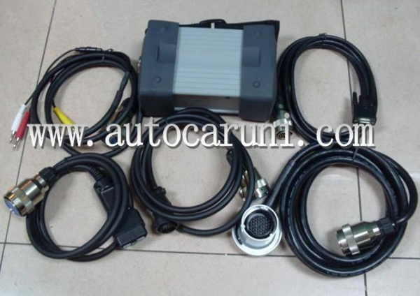 China Mb star c3 Mercedes Benz star c3 Das 2010.5 Newest software open in das for w204