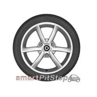 Buy cheap 15'' 3-Double Spoke Alloy Wheels, Design 8 (Silver) from wholesalers