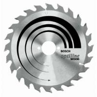 China Bosch Optiline 130mm x 20t x 20mm bore TCT Circular Saw Blade on sale