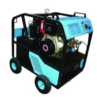 China cold and hot water high pressure washer(diesel-driven) wholesale