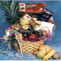 China Fruit and Gourmet Gift Basket wholesale