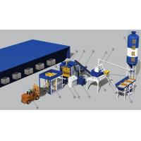 China Simple Block Making Production Line wholesale