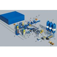 China Fully Automatic Block Making Production Line wholesale