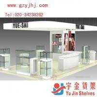 Buy cheap Cosmetics Glass Display Shelf from wholesalers
