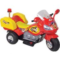 China Battery operated ride on luxurious big police motorcycle wholesale