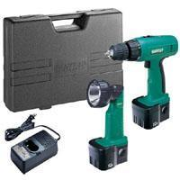 China 12 Volt Cordless Professional 2-in-one Cordless Hammer Drill / Flashlight Combo Kit wholesale