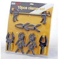 China Hand tools 10PC SPRING CLAMP & BAR wholesale