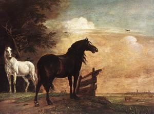 Quality Oil Painting horses_f for sale