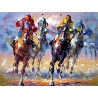 China Oil Painting P_Sports_IP3_04 wholesale