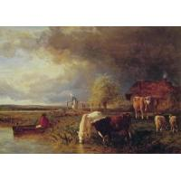 Buy cheap Oil Painting Approaching_Storm from wholesalers