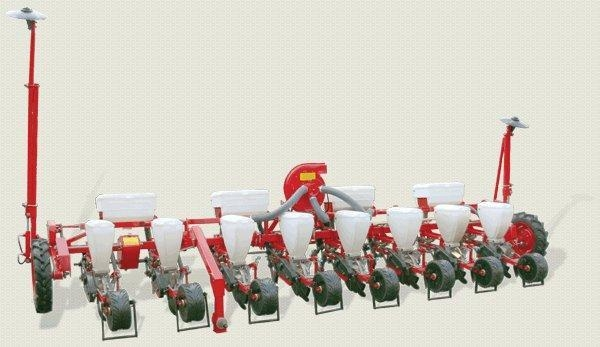 Quality Vesta 6 and Vesta 8 Precision pneumatic planter for seeding in tilled soil for sale
