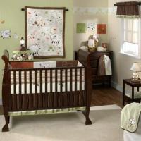 China Lambs and Ivy Doodle Doo Baby Bedding and Accessories on sale