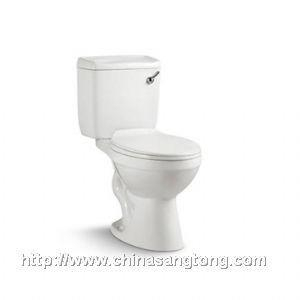 Quality Siphonic Two-piece Toilet for sale