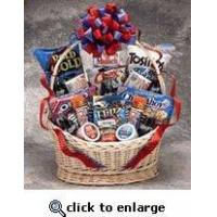 China Snack Food Gift Baskets for College Students With Coca-Cola at Shop The Gift Basket Store wholesale