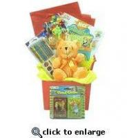 Get Well Gift Basket for Kids | Get well gift with reading material | Get well gift children