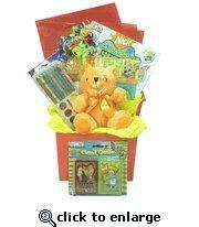 Quality Get Well Gift Basket for Kids | Get well gift with reading material | Get well gift children for sale