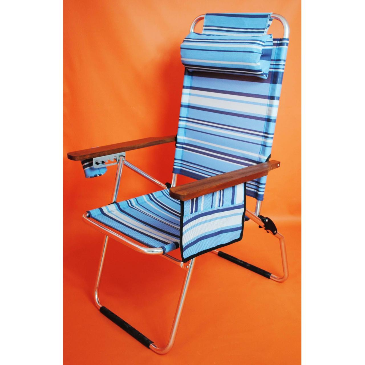 China Recliner chair Adjustable beach chair wholesale