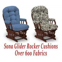 China Glider Rocker Cushion for Candace Chair wholesale