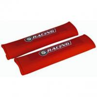 China CT Racing Seat Belt Shoulder Pads - Red on sale
