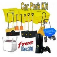 Offers with Free Gifts Car Park Winter Kit with Free Gift