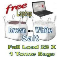 China Offers with Free Gifts 28x 1 Tonne bags of Rock Salt with Free Gift on sale