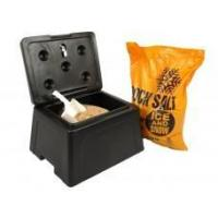 Buy cheap Grit Bins - Small 30 Litre Lockable Mini Grit Bin Winter Pack from wholesalers