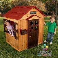 China Wooden Outdoor Playhouse [KK-00132] wholesale