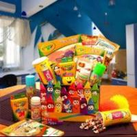 Buy cheap Crayola Kids Gift Box from wholesalers