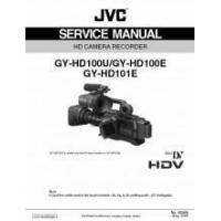 Buy cheap JVC GY-HD100U GY-HD100E GY-HD101E HDV Mini DV HD CAMERA RECORDER SERVICE MANUAL PDF from wholesalers