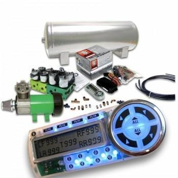 Quality Helix 4 Preset Digital Air Suspension Controller Kit No Bags for sale