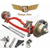 Buy cheap 1935 - 1941 Ford Super Deluxe Drilled Solid Axle Kit from wholesalers