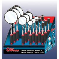 China Lighted Inspection Mirrors and Magnetic Pick-Up Tools Display on sale