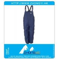 China Work Clothing Duck Insulated Bib Overalls wholesale
