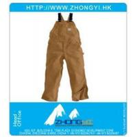 China Work Clothing Flame-Resistant Duck Bib Overall  Unlined wholesale