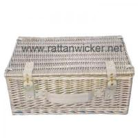 China Willow stylish modern picnic basket, wedding gift baskets on sale