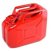 China Accessories 10 Litre Metal Fuel Can wholesale